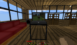 Screenshots of package minetest