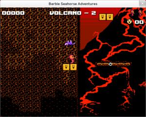 Screenshots of package seahorse-adventures