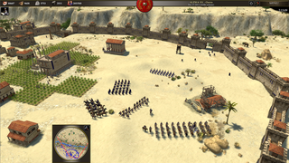 Screenshots of package 0ad