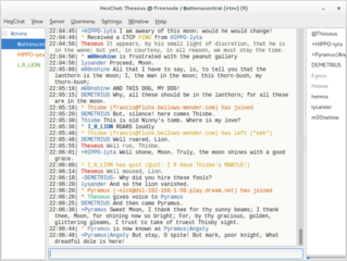 IRC client for X based on X-Chat 2