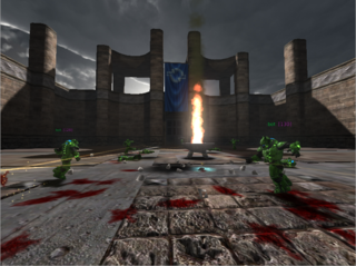 Screenshots of package cube2