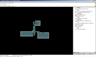 variant of Nethack