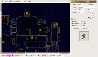 Screenshots of package eureka