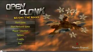 Screenshots of package openclonk