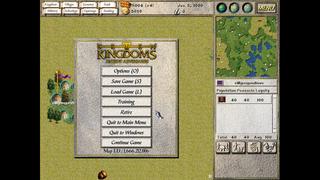 Screenshots of package 7kaa