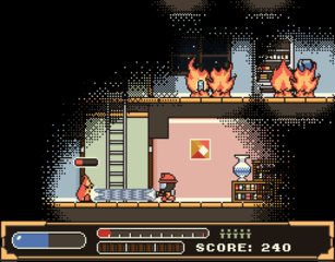 Screenshots of package mrrescue