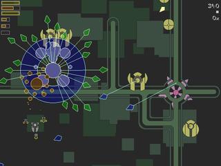 Screenshots of package garden-of-coloured-lights