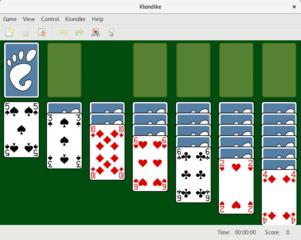 Screenshots of package aisleriot