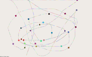 Screenshots of package gamine