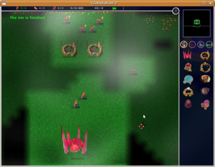 Screenshots of package glob2