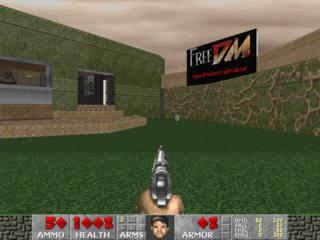 Screenshots of package freedm