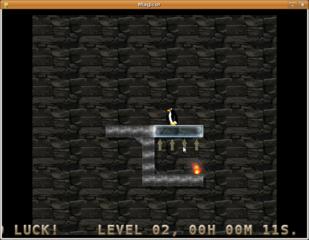 Screenshots of package magicor