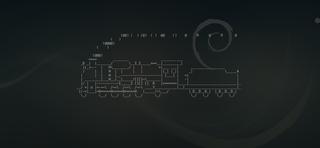 Screenshots of package sl