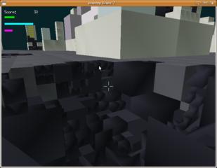 Screenshots of package enemylines7