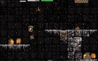 Screenshots of package caveexpress