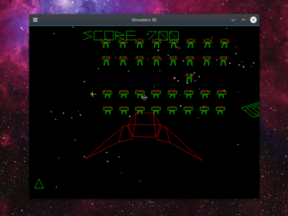 Screenshots of package xinv3d