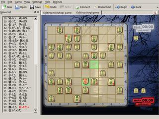 Screenshots of package tagua