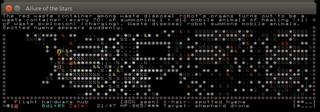 Screenshots of package allure