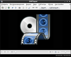 Screenshots of package smplayer