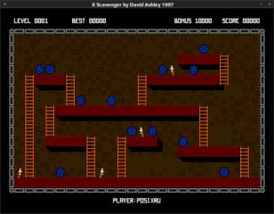 Screenshots of package xscavenger