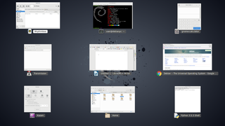 Another app on Debian with cinnamon. A Desktop complete for you use now!