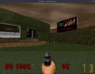 Screenshots of package crispy-doom
