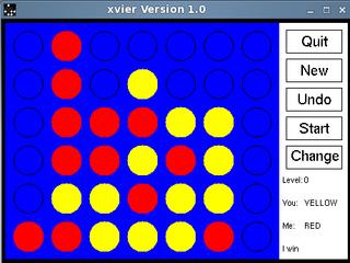 Screenshots of package xvier