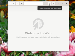 Screenshots of package epiphany-browser