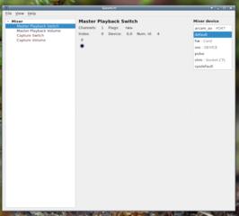 Screenshots of package qashctl