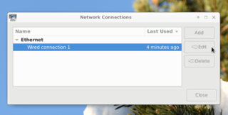 Screenshots of package network-manager-gnome