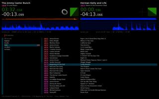 Screenshots of package xwax