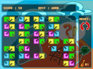 Screenshots of package biniax2