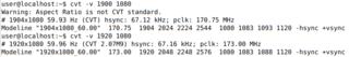 Screenshots of package xserver-xorg-core