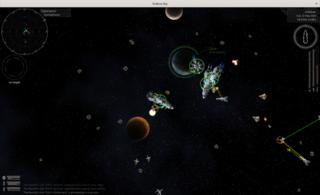 Screenshots of package endless-sky