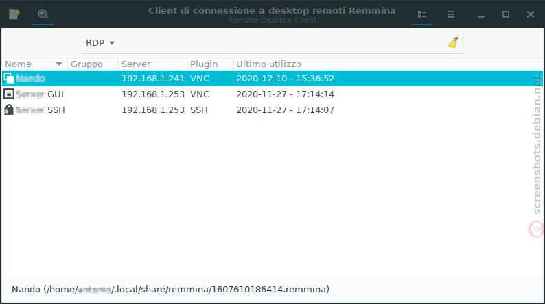 Remmina Remote Desktop Client | Jack'n'Joe