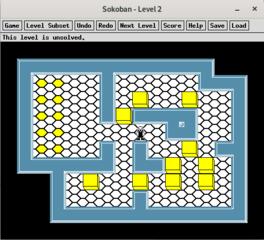 Screenshots of package xsok