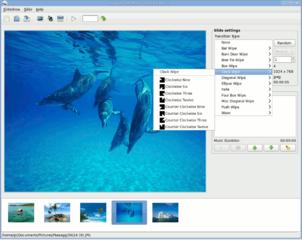 Screenshots of package imagination