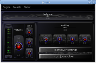 Screenshots of package jcgui