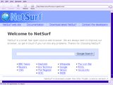 Netsurf Screenshot