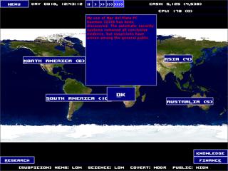 Screenshots of package singularity