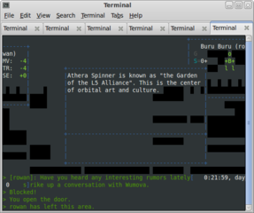 Screenshots of package gearhead2