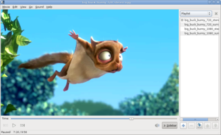 Simple media player for the GNOME desktop based on GStreamer