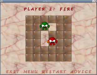 Screenshots of package dossizola