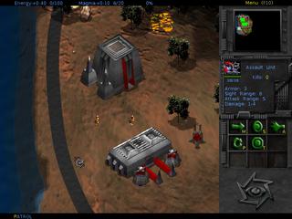 Screenshots of package boswars