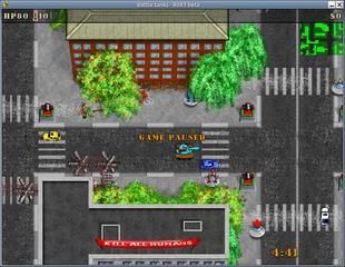 Screenshots of package btanks