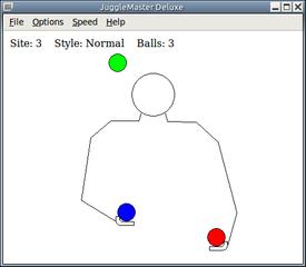 Screenshots of package jmdlx