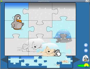 Screenshots of package pysycache