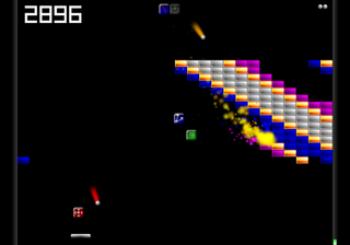 Screenshots of package sdl-ball