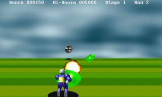 Screenshots of package spacearyarya