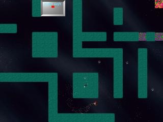 Screenshots of package bumprace